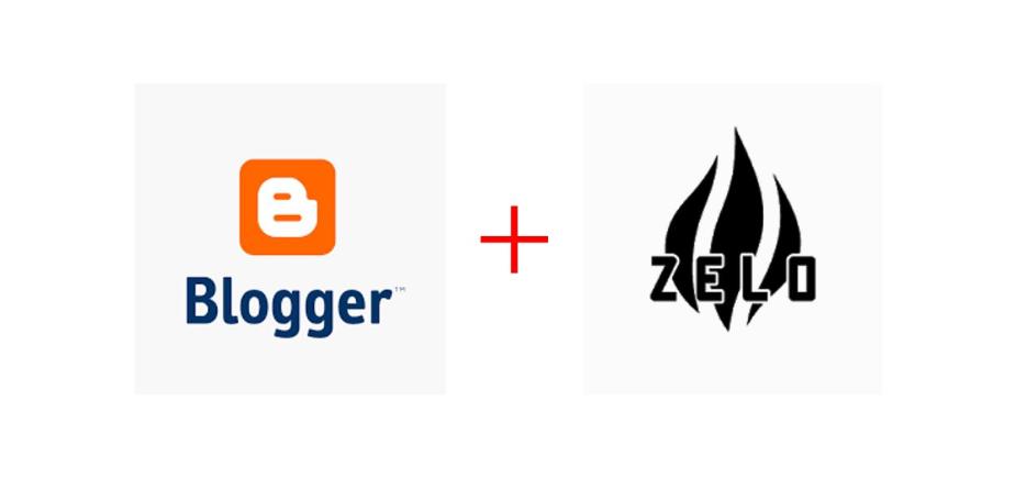 BloggerのテーマをZELOに変更する